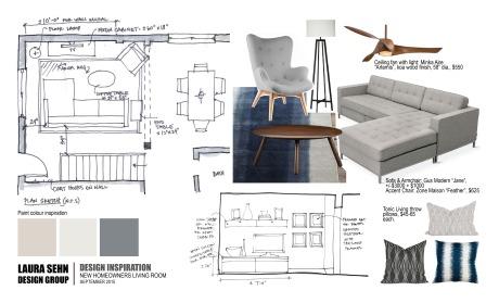 In-Home Design Consult Inspiration Board